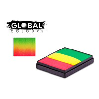 Global 50g Rainbow Cake NEW ORLEANS