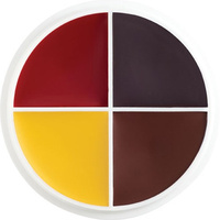 Ben Nye FX Colour Wheel  CK4 Bruise & Abrasions