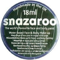 Snazaroo Classic Dark Green 18ml (40g)