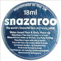 Snazaroo Electric Blue 40g (18ml) Metallic