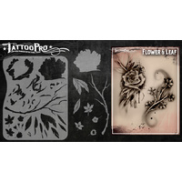 WISER's Tattoo Pro - FLOWER & LEAF