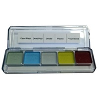 Dashbo Lady Cadaver Palette 5 colour (alcohol activated)