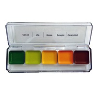 Dashbo Susan's Boil Palette 5 colour (alcohol activated)