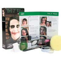 Mehron Character makeup kit EVIL JOKER
