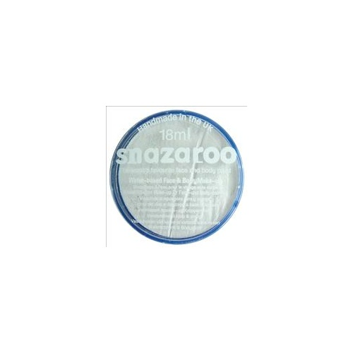 Snazaroo Sparkle White 40g (18ml)